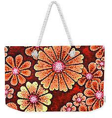 Efflorescent 7 Weekender Tote Bag