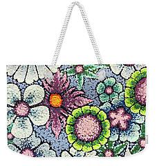Efflorescent 8 Weekender Tote Bag