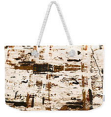 Weekender Tote Bag featuring the tapestry - textile Egyptian Art by Sue Harper