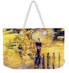Elaine Weekender Tote Bag