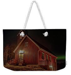 Elgsnes Chapel Weekender Tote Bag