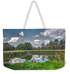 Ellis Pond Weekender Tote Bag