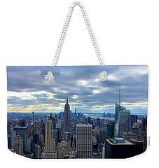 Empire State Weekender Tote Bag