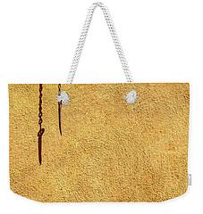 Empty Space  Weekender Tote Bag