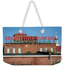 Enterprise Mill - Graniteville Company - Augusta Ga 1 Weekender Tote Bag