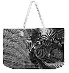 Escher's Summer Cottage Weekender Tote Bag