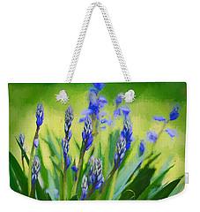 Essense Of Spring Weekender Tote Bag