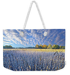 Weekender Tote Bag featuring the photograph Every Moment Spent by Phil Koch