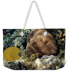 Exciting And Beautiful Red Sea World 2 Weekender Tote Bag