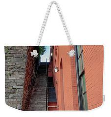 Exorcist Stairs Beauty Weekender Tote Bag