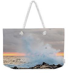 Explosive Sea 4 Weekender Tote Bag