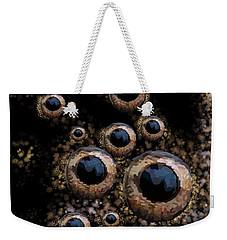 Eyes Have It 3 Weekender Tote Bag