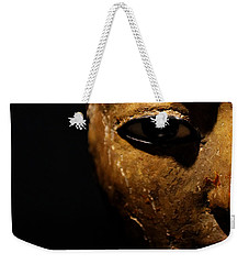 Weekender Tote Bag featuring the photograph Face Of Egypt by Sue Harper