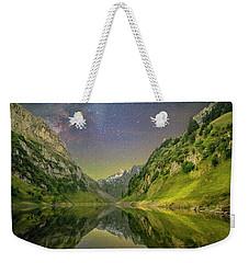 Faelensee Nights Weekender Tote Bag