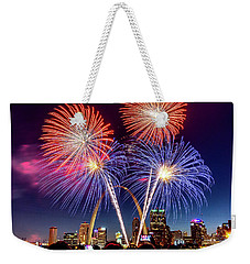 Fair St. Louis Fireworks 6 Weekender Tote Bag