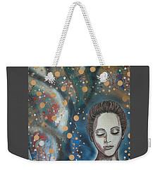 Fairy Lights Weekender Tote Bag