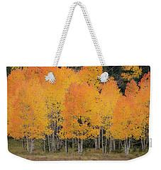 Fall Has Arrived Weekender Tote Bag