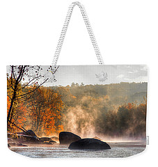 Fall Spirits Weekender Tote Bag
