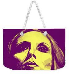 Fayruz Poster Weekender Tote Bag
