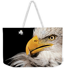 Feather Preening Weekender Tote Bag