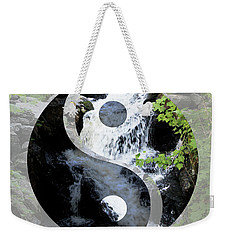 Find Your Balance Weekender Tote Bag