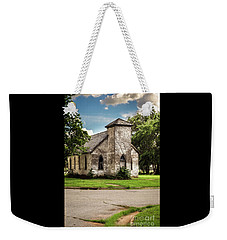 First Baptist Church Colored Weekender Tote Bag