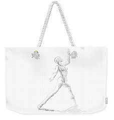 first Dance Weekender Tote Bag
