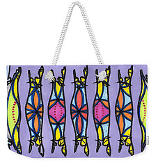 Floch Soul Portrait Weekender Tote Bag