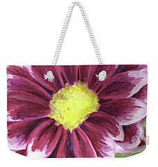 Flor Weekender Tote Bag