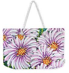 Floral Whimsy 1 Weekender Tote Bag