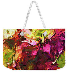 Flower Colour Love 2 Weekender Tote Bag