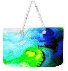 Fluctuating Awareness Weekender Tote Bag