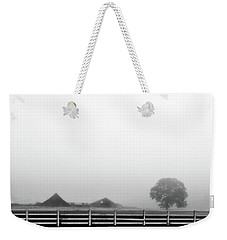 Fog And The Farm Weekender Tote Bag
