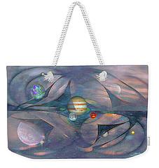 Folding Space Weekender Tote Bag