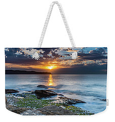 Follow The Golden Path Weekender Tote Bag