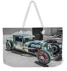 Ford Rat Rod Weekender Tote Bag