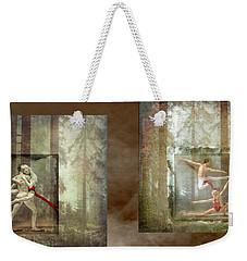 Forest Dancers Weekender Tote Bag