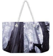 Forest Elf Weekender Tote Bag