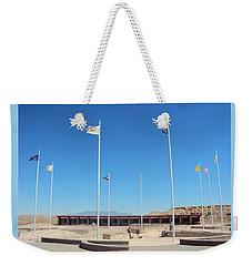 Four Corners Monument Weekender Tote Bag