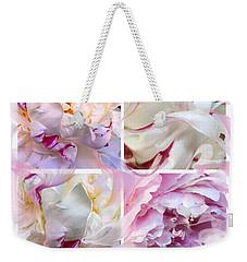Four Peonies  Weekender Tote Bag