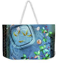 Fragility Of Life Weekender Tote Bag