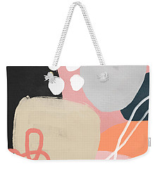 Fragments 1- Art By Linda Woods Weekender Tote Bag