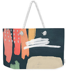 Fragments 2- Art By Linda Woods Weekender Tote Bag