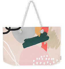 Fragments 3- Art By Linda Woods Weekender Tote Bag