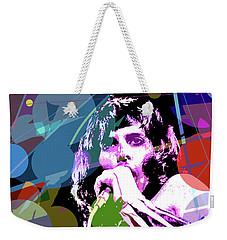 Freddy Mercury Queen Weekender Tote Bag