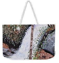 Frolictown Falls Weekender Tote Bag