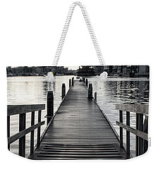 From The Solid Ground... Weekender Tote Bag