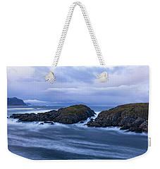 Frozen Water Movement Weekender Tote Bag