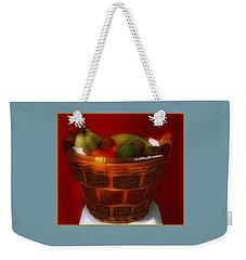 Fruit  Art 39 Weekender Tote Bag