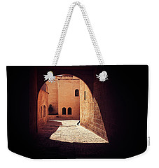 Fugitive Weekender Tote Bag